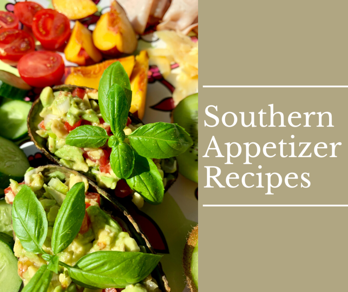 Barbecue Peanuts and 5 More Authentic Southern Appetizer Recipes