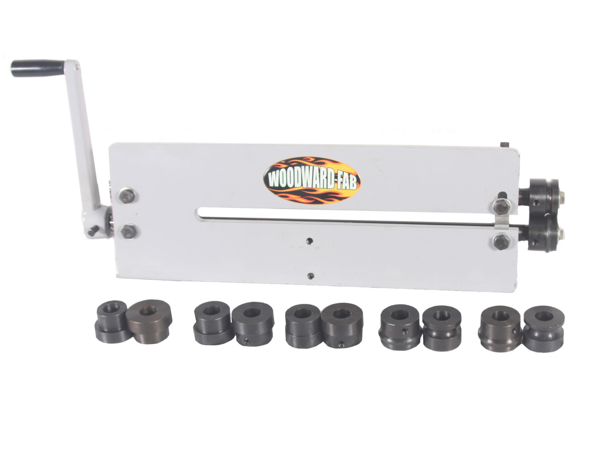 Woodward Fab Bead Roller Vs Eastwood Vs Harbor Freight