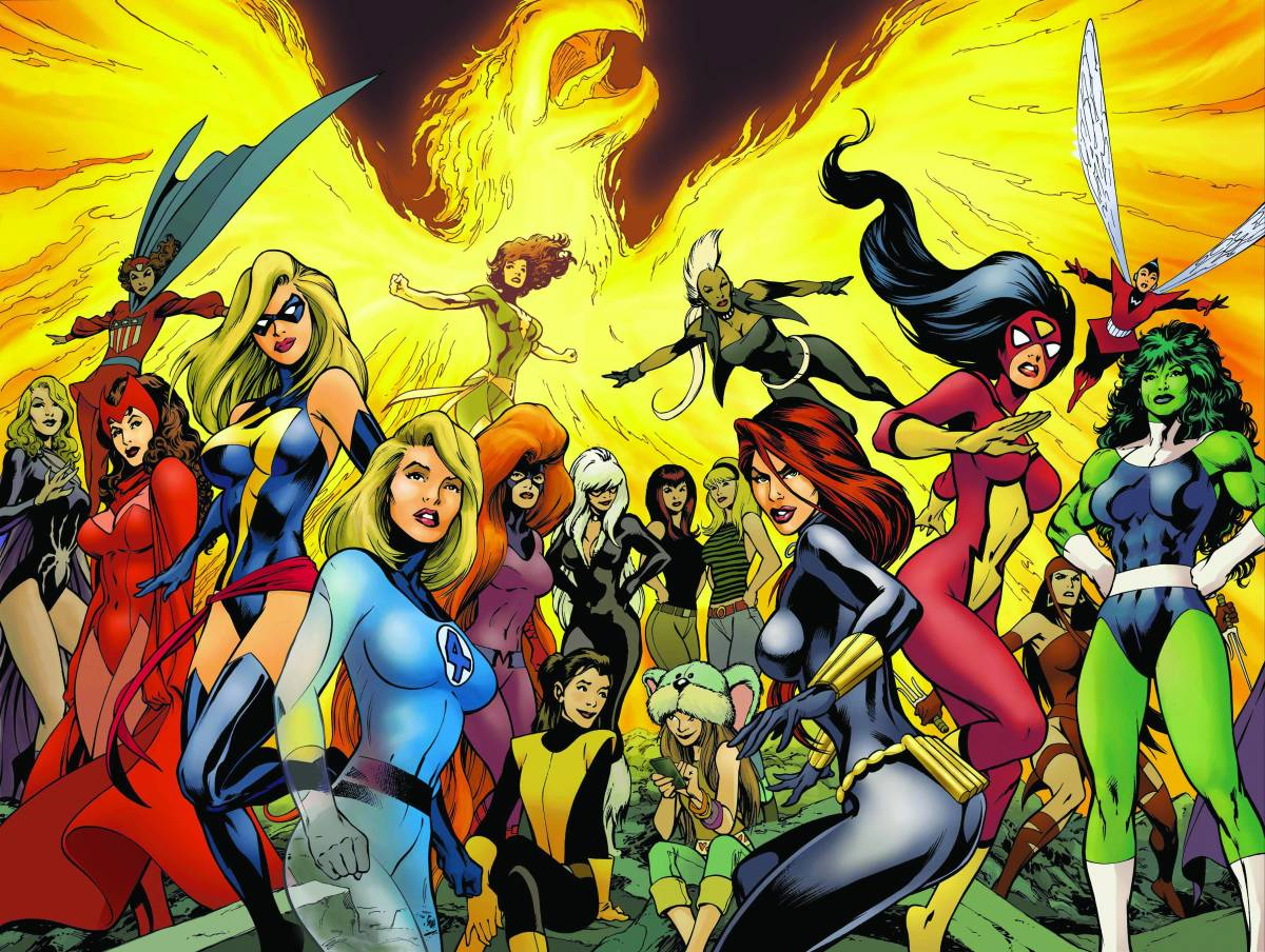 Six Forgotten Women of the Marvel Universe