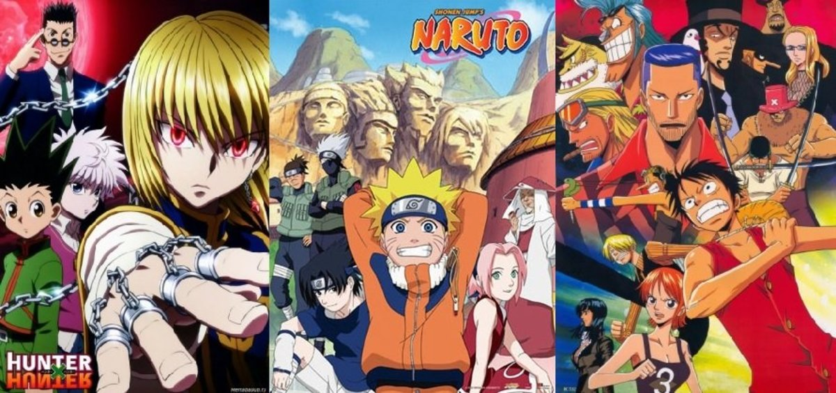 10 Best Shounen Anime of All Time
