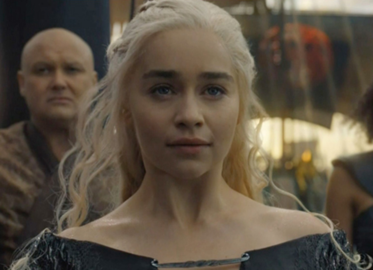 The Top Ten Best Costumes from Game of Thrones Season 6