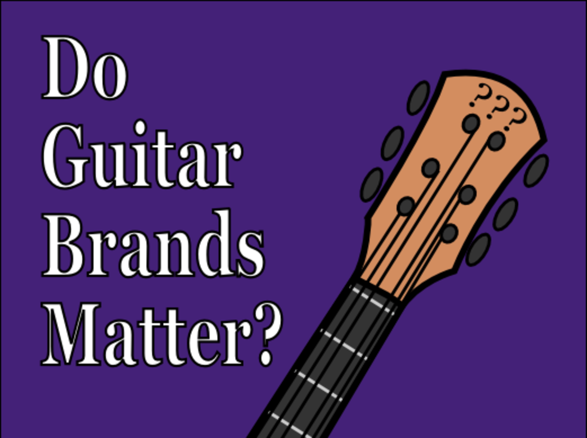 Is the name on the headstock important when it comes to choosing a guitar?
