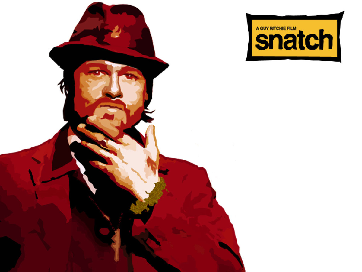 "The British Pulp Fiction: ""Snatch"" (2000) Movie Review"