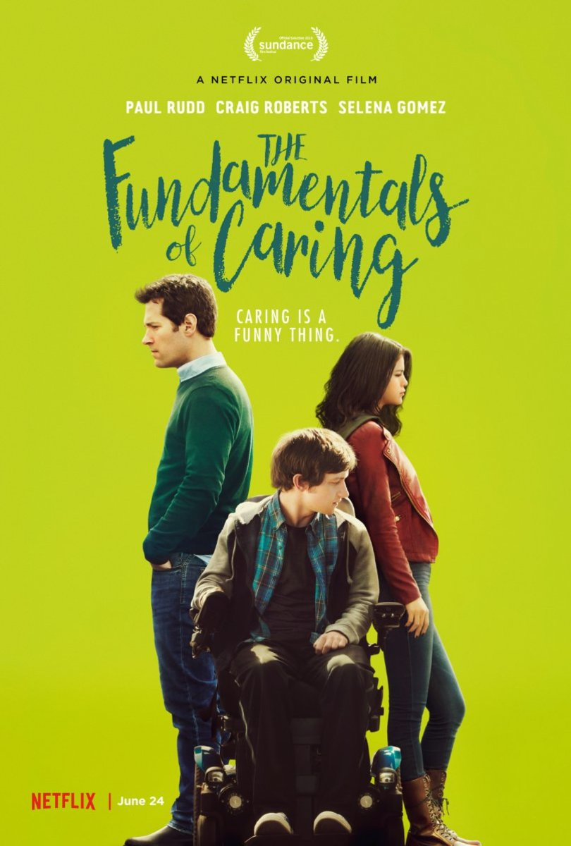 The Fundamentals of Caring: Movie Review