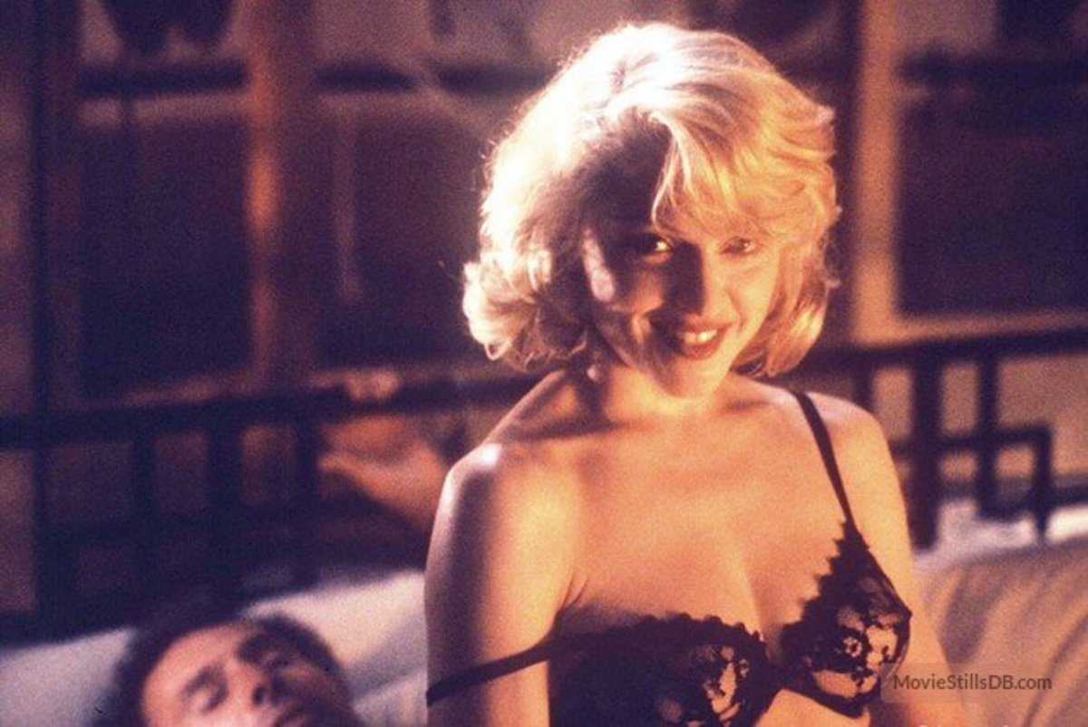 "Madonna's Basic Instinct: ""Body Of Evidence"" (1993) Movie Review"