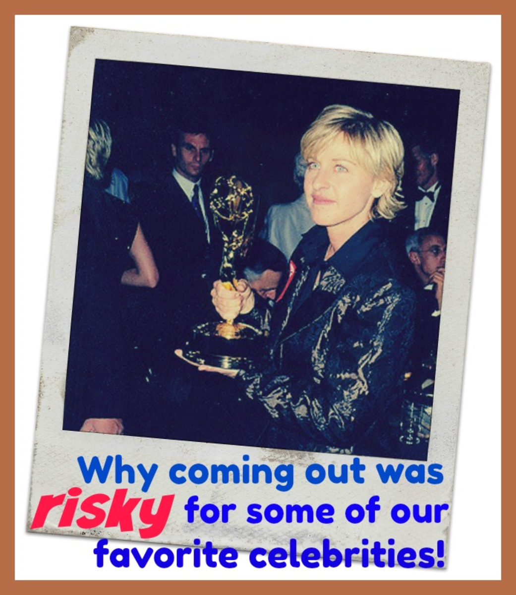 Many forget that Ellen DeGeneres risked a lot when revealing she was gay in the 1990s.