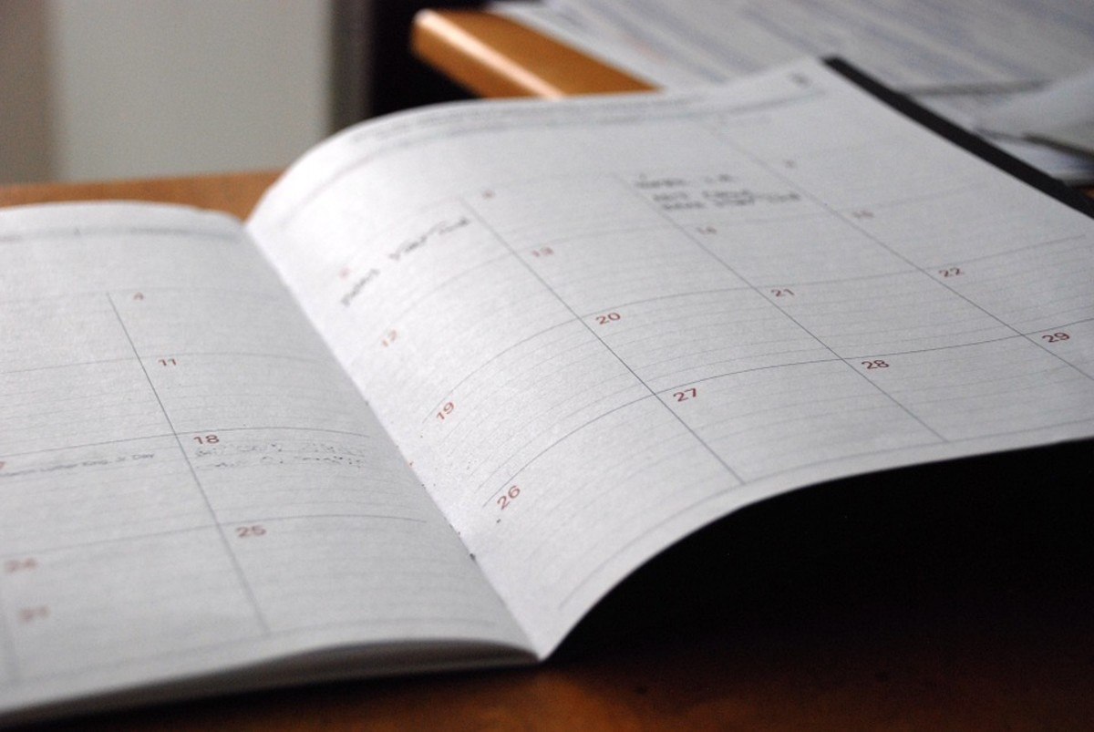 Learn the tricks to being an organized mom