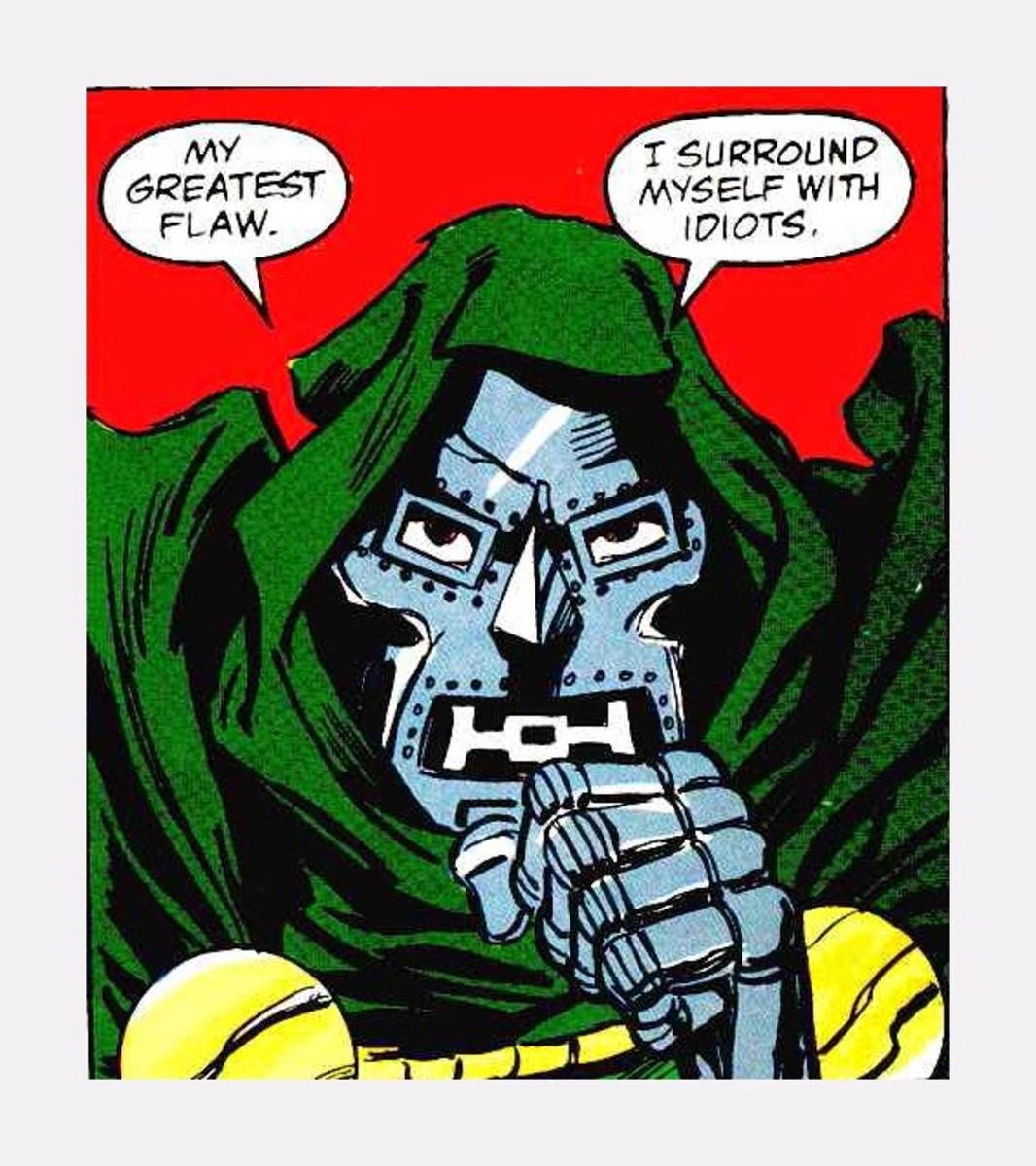 Five Screwed-Up Classic Marvel Plots
