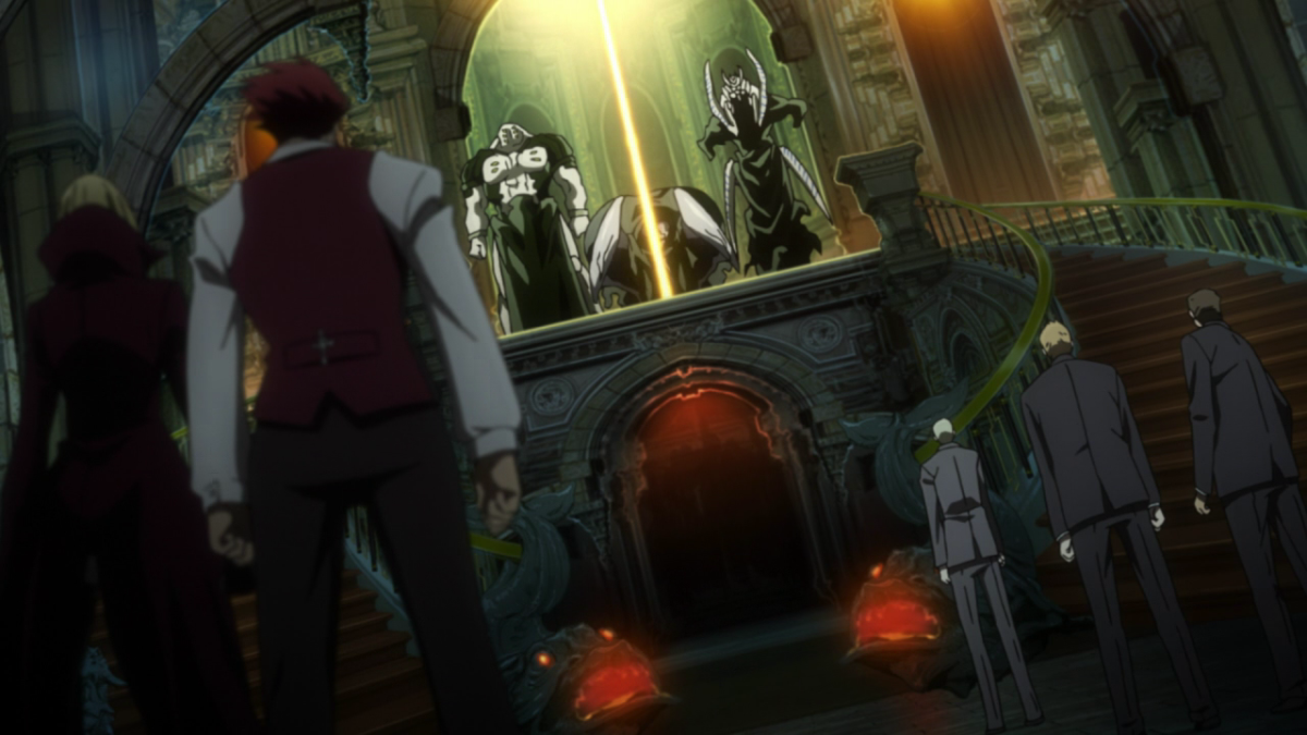 Anime Reviews: Blood Blockade Battlefront