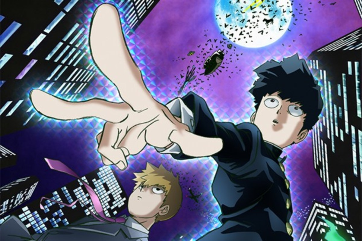 "10 Anime Like ""Mob Psycho 100"""