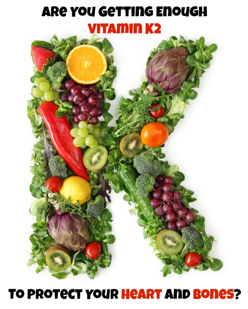 Are You Getting Enough Vitamin K2 to Protect Your Heart and Bones?