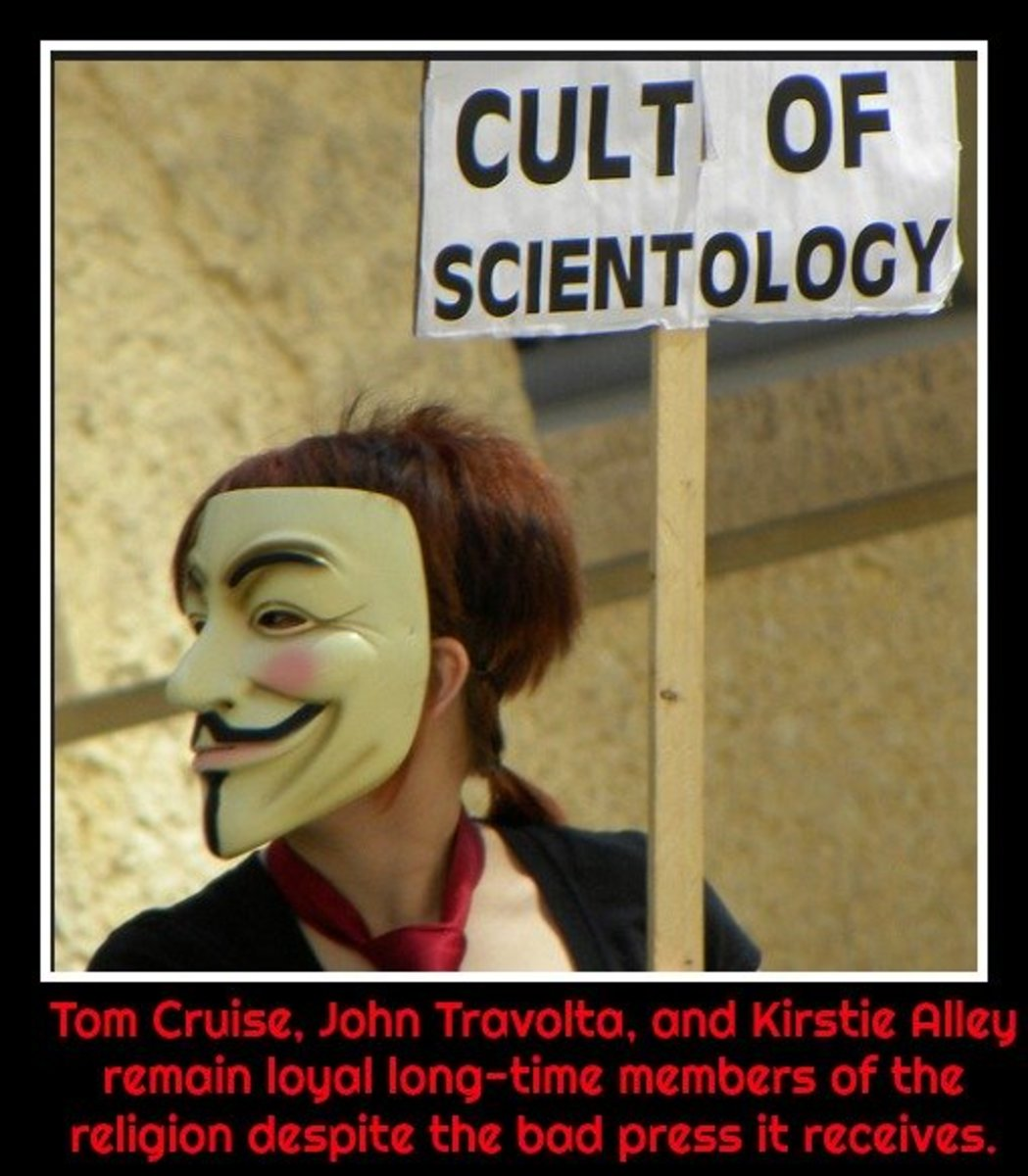 5 Celebrity Scientologists Who Are the Most Devote