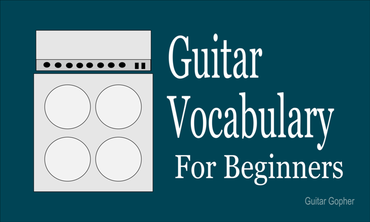 Basic Guitar Vocabulary Guide for Beginners | Spinditty
