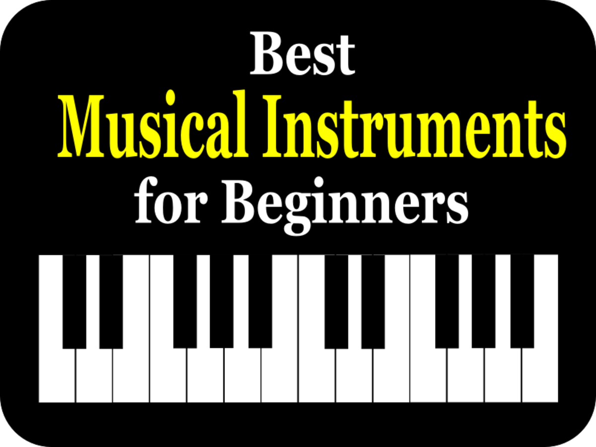 A beginner needs the right first instrument to start their career in music.