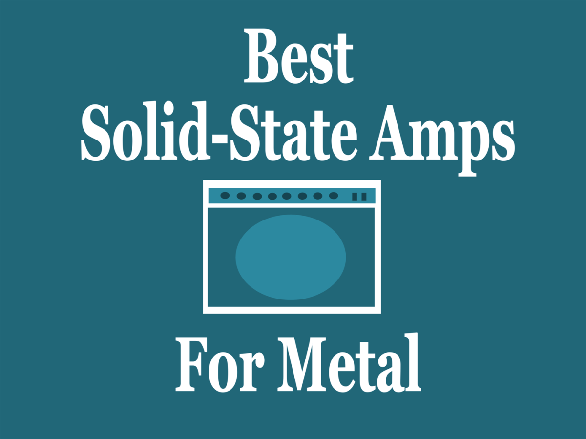 Best Solid-State Guitar Amps for Metal
