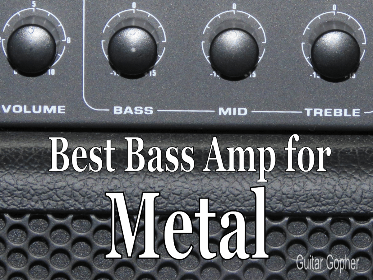 Best Bass Amps for Metal and Hard Rock