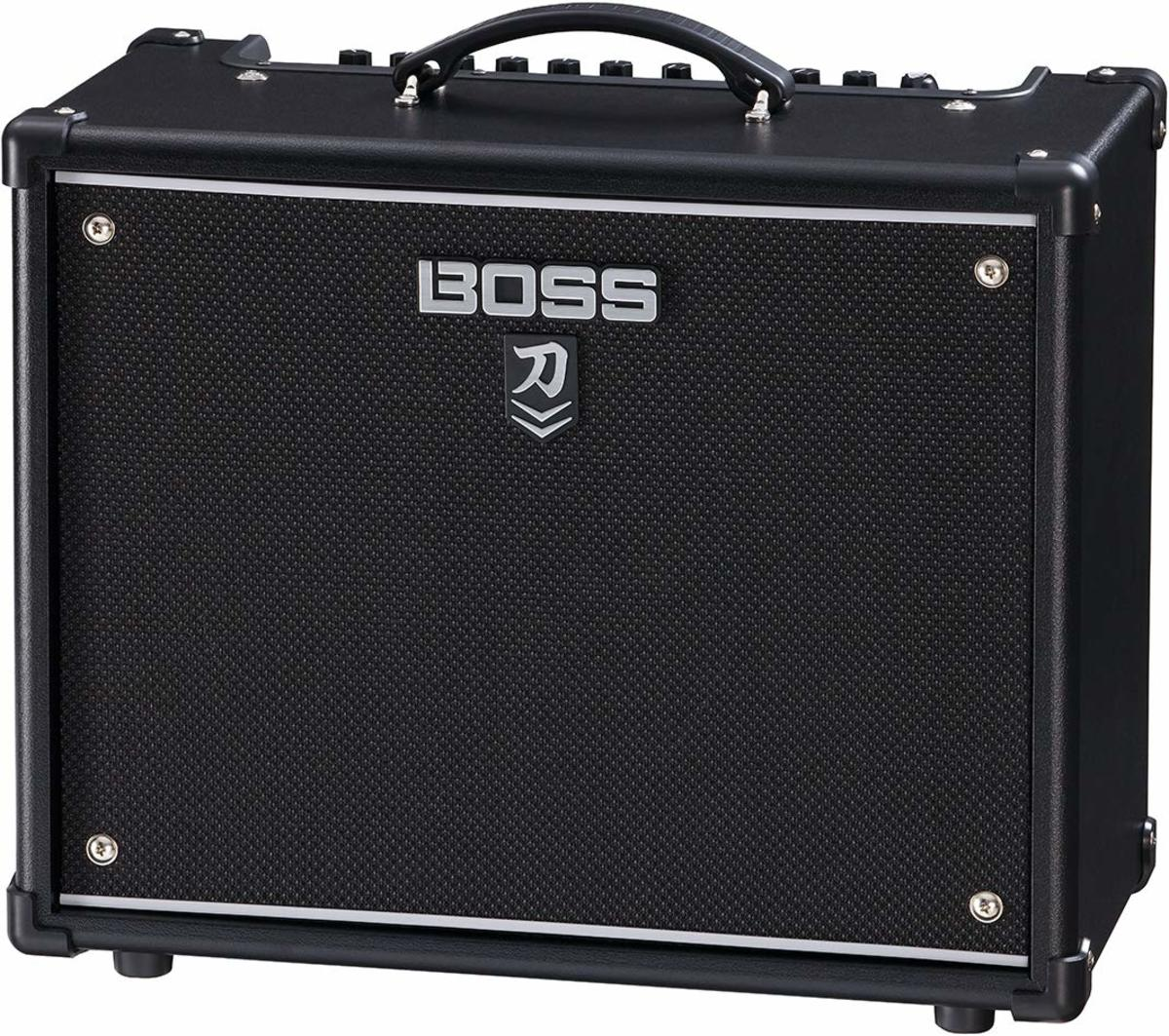 The BOSS Katana-50 mk II is one of the top guitar amps under $300.