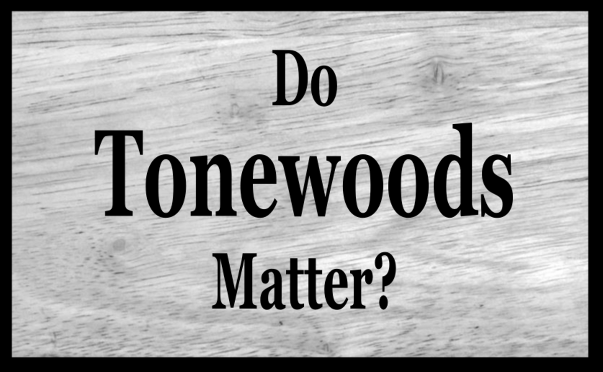 The great electric guitar tonewood debate: Which side are you on?