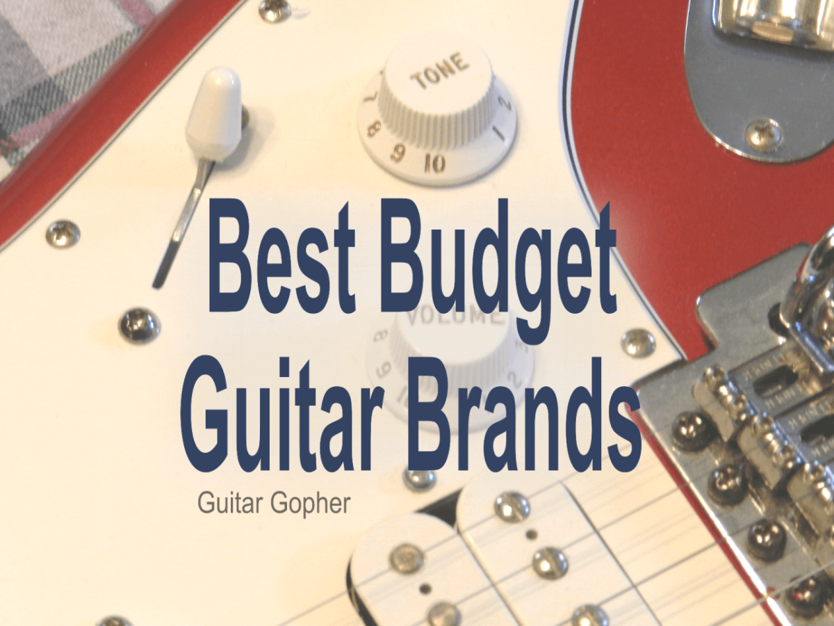 10 Best Budget Acoustic and Electric Guitar Brands