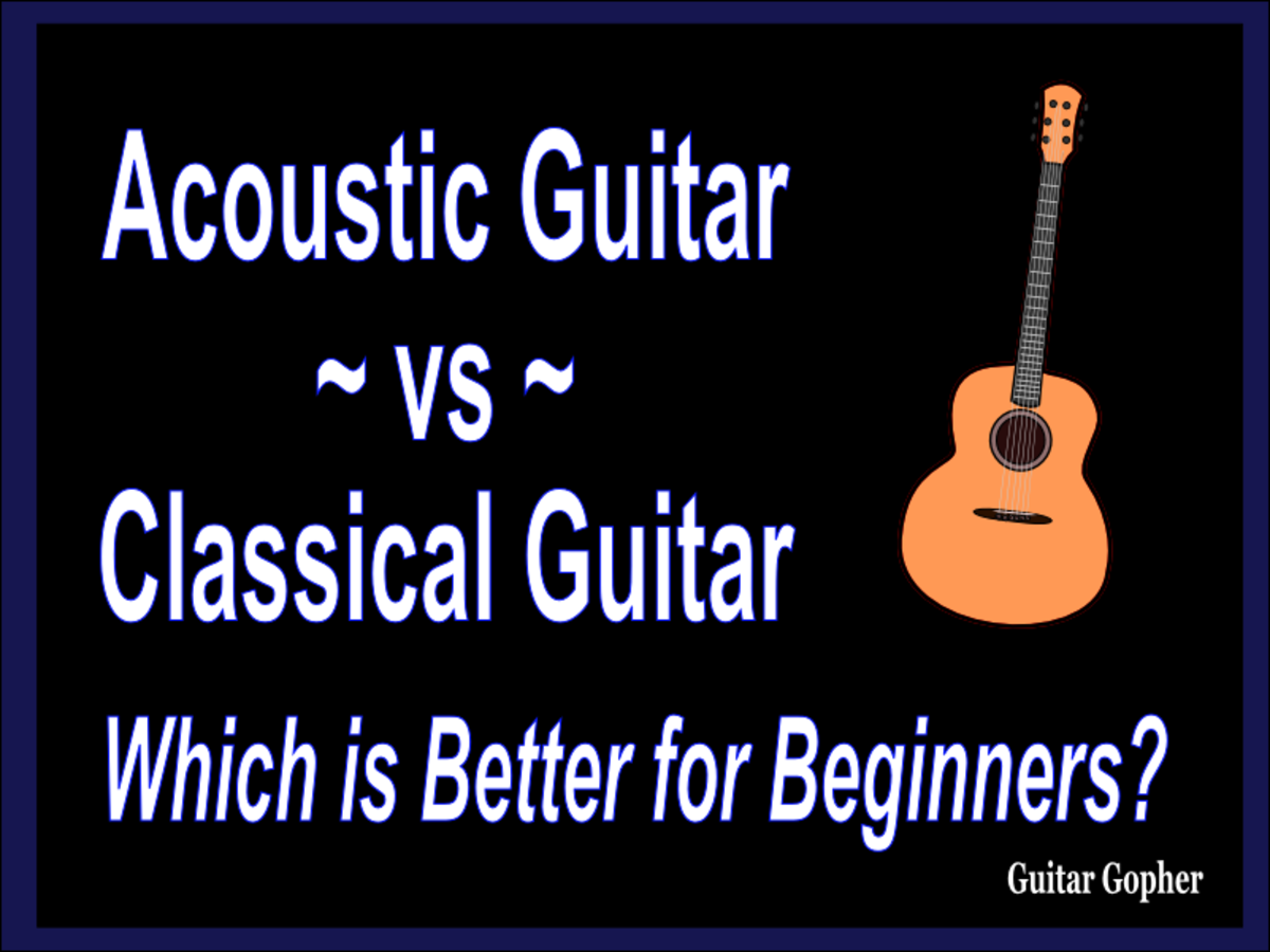 Classical vs Acoustic Guitar for Beginners: Which is Better?