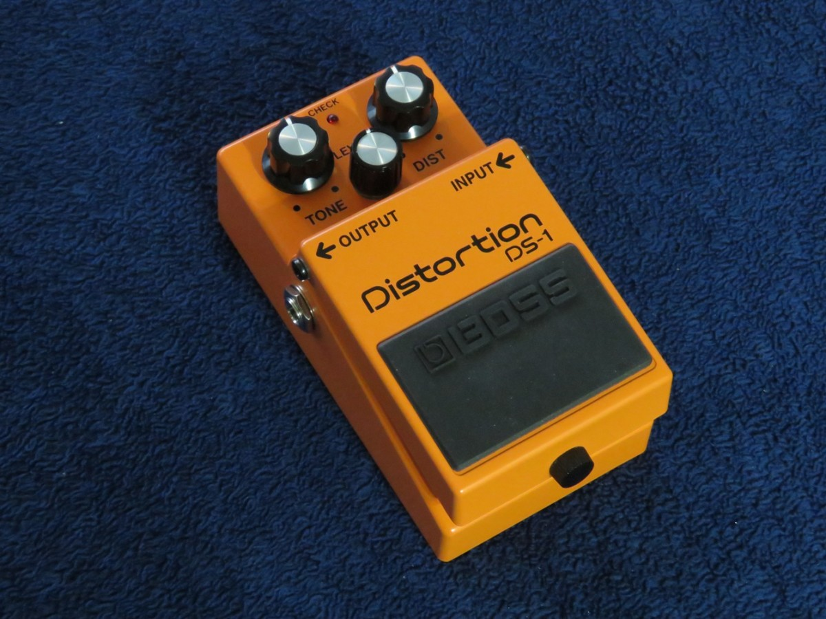 BOSS DS-1 Distortion Pedal Review, Settings and Sound