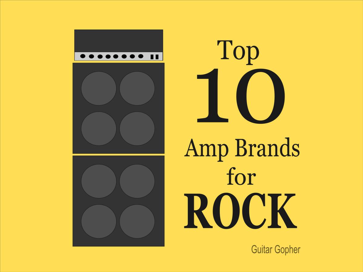Top 10 Guitar Amp Brands for Rock