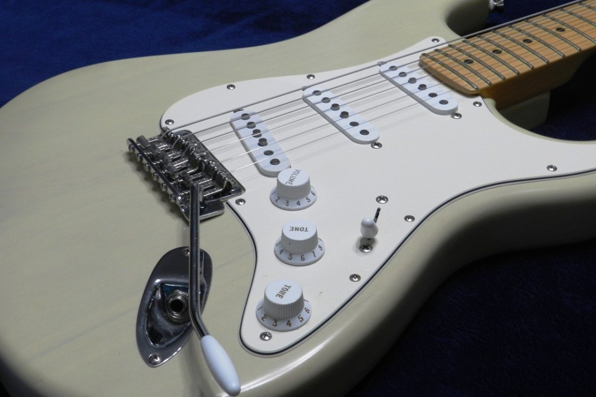 My 2003 Fender Highway One Stratocaster