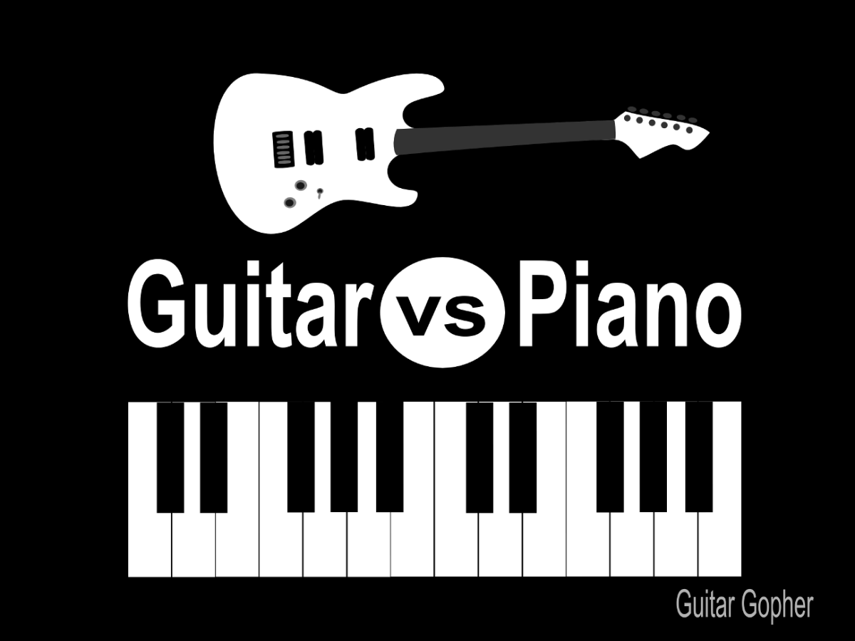 Guitar vs. Piano: Difficulty, Difference, and How to Choose