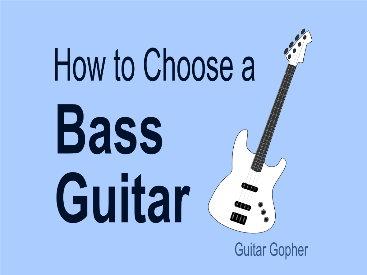 How to Choose a Bass Guitar for Beginners