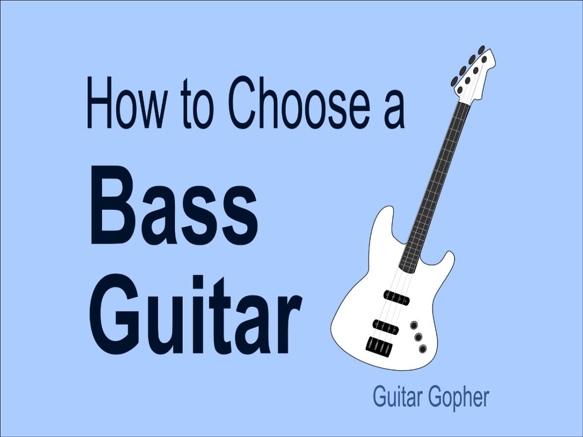 A Guide for Choosing a Bass Guitar for a Beginner