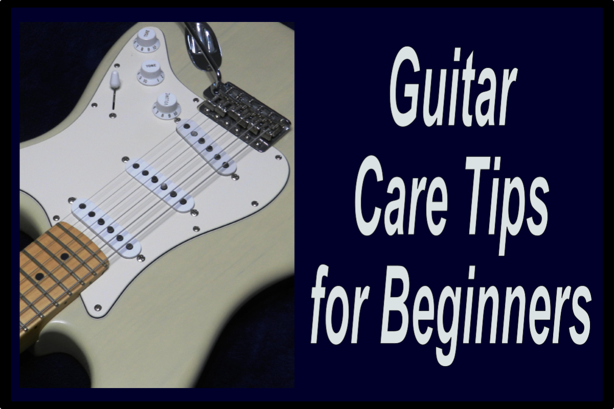 5 Easy Guitar Care Tips for Beginners