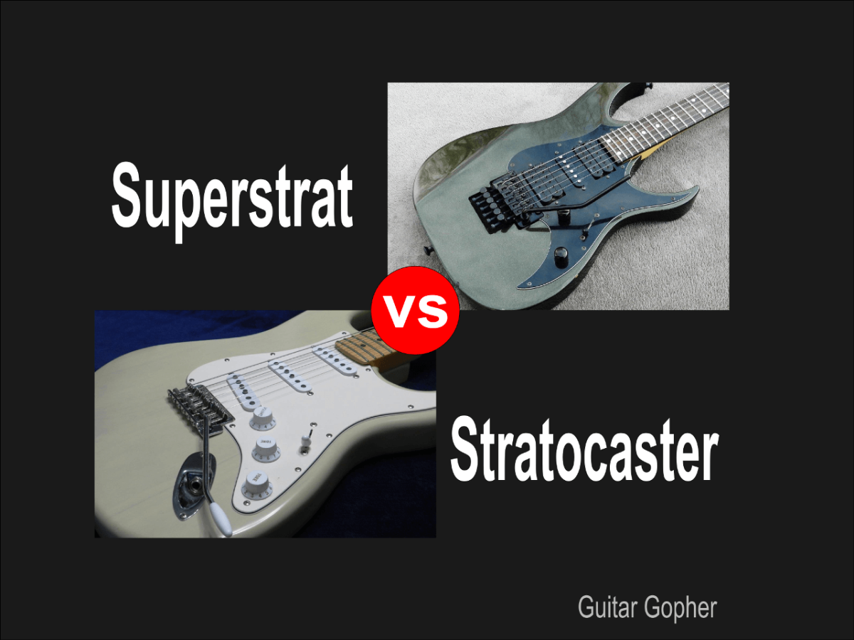 Superstrat vs. Stratocaster: What's the Difference?