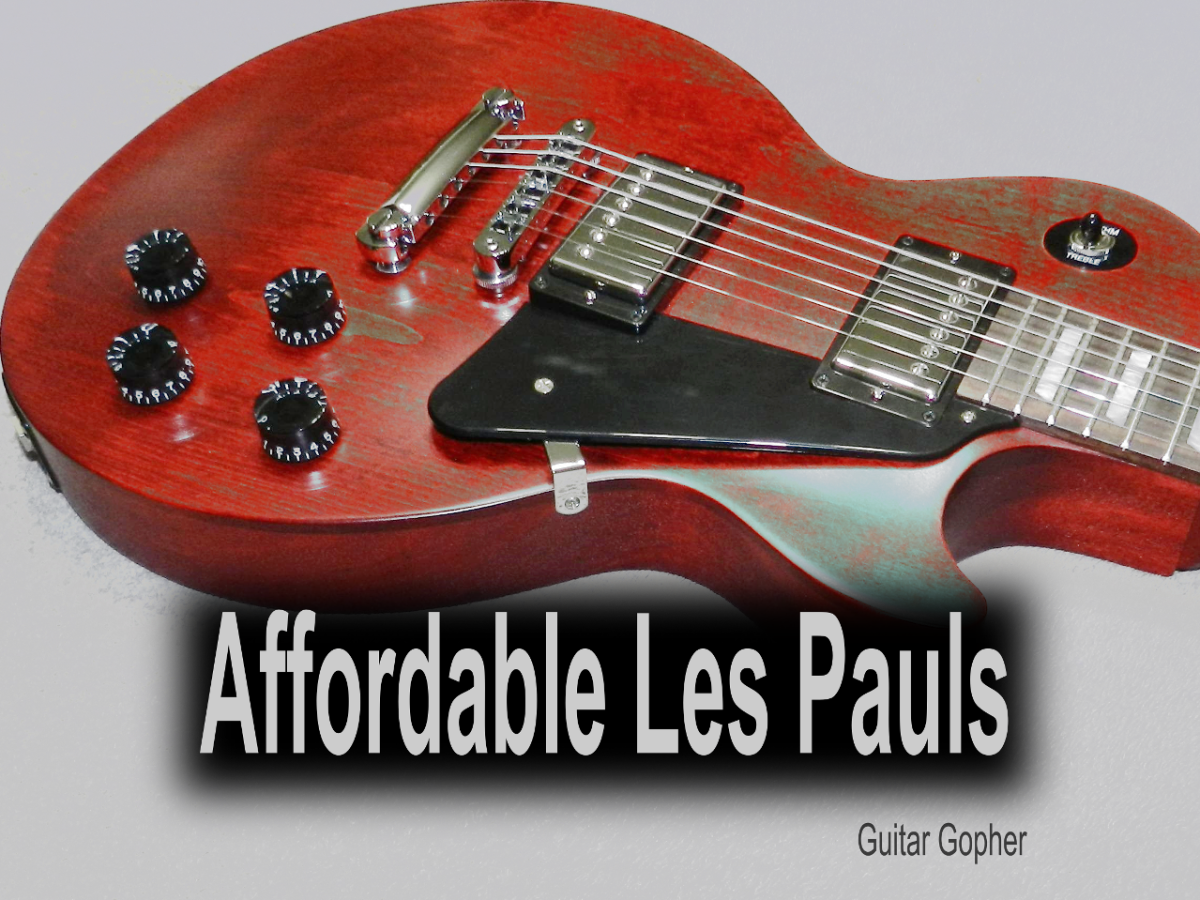 Best Affordable Les Pauls Spinditty Music