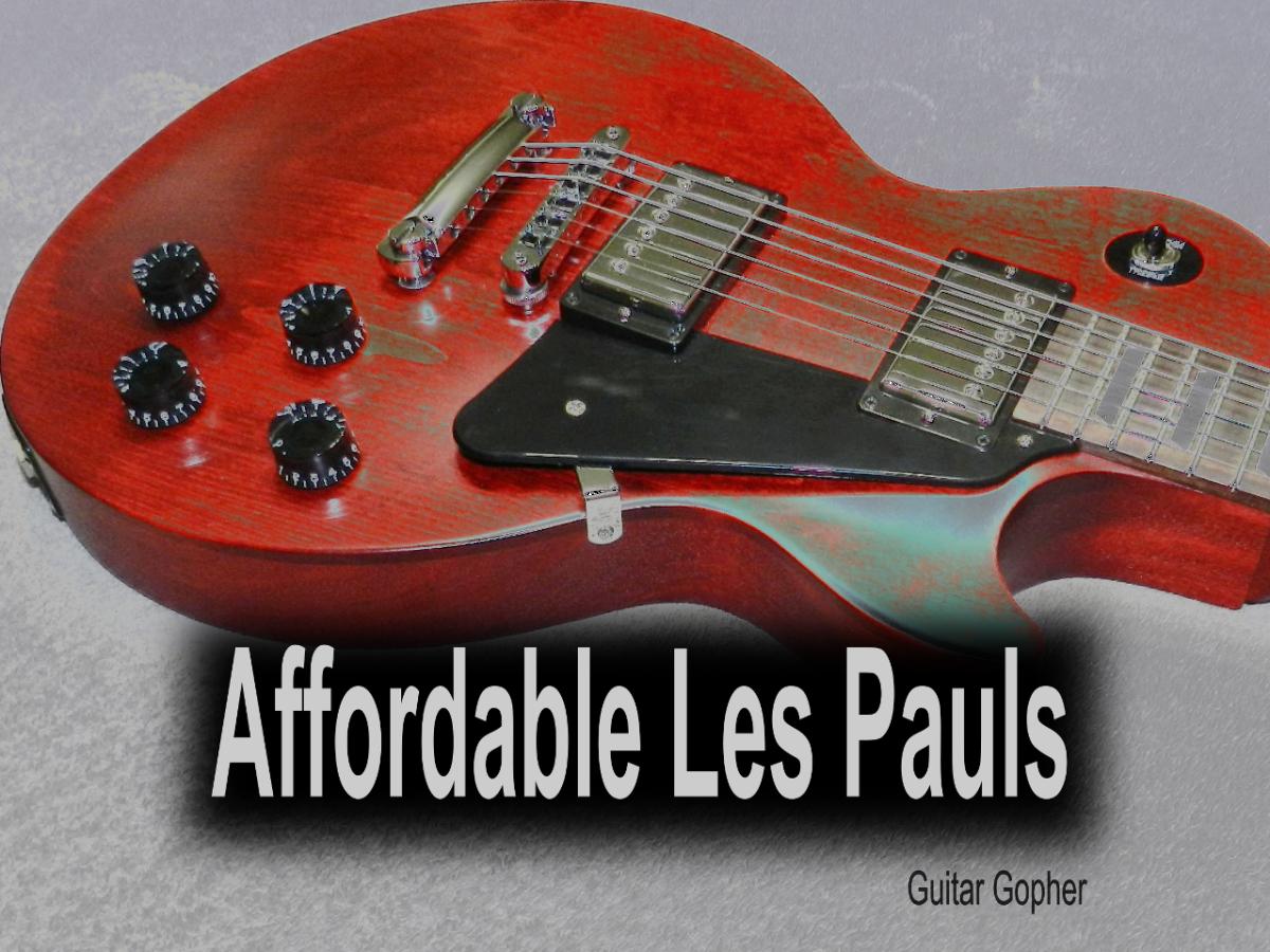Best Affordable Les Pauls