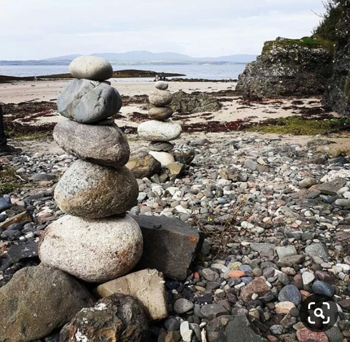 A Balancing Stones