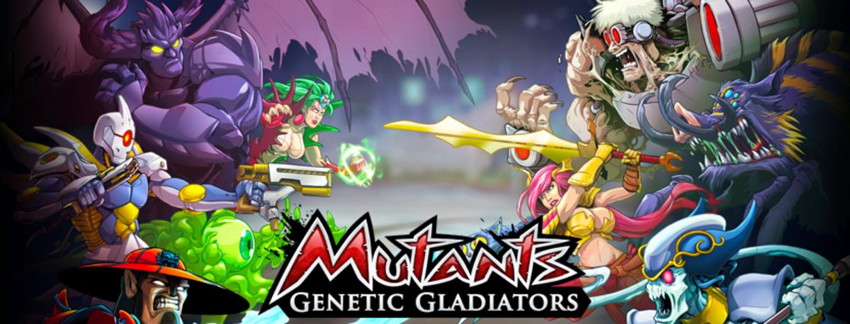 mutants-genetic-gladiators-review
