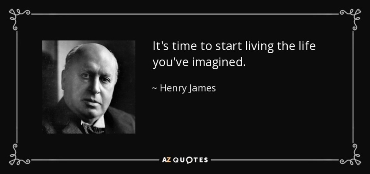 Henry James and His Novels
