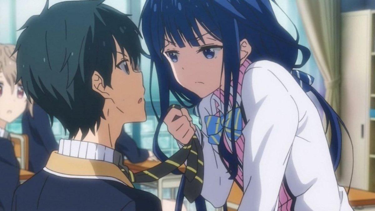 10 Anime Like Masamune-kun no Revenge (Masamune-kun's Revenge)