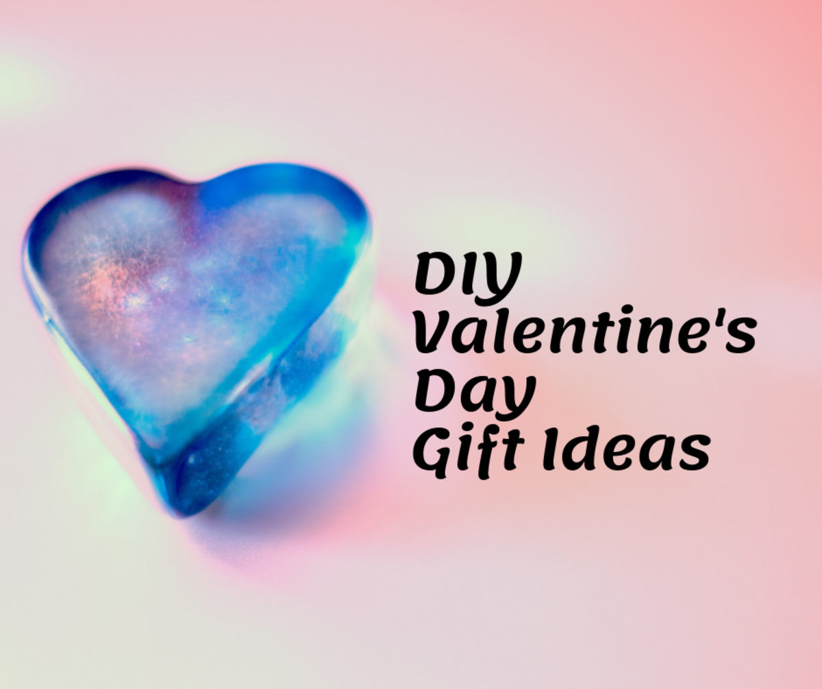These easy-to-make Valentine's day gifts are perfect for the ones you love.