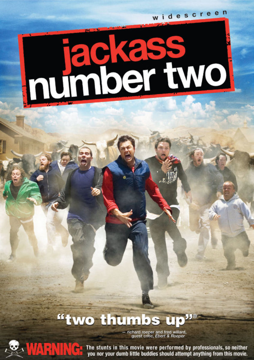 Should I Watch..? 'Jackass Number Two'