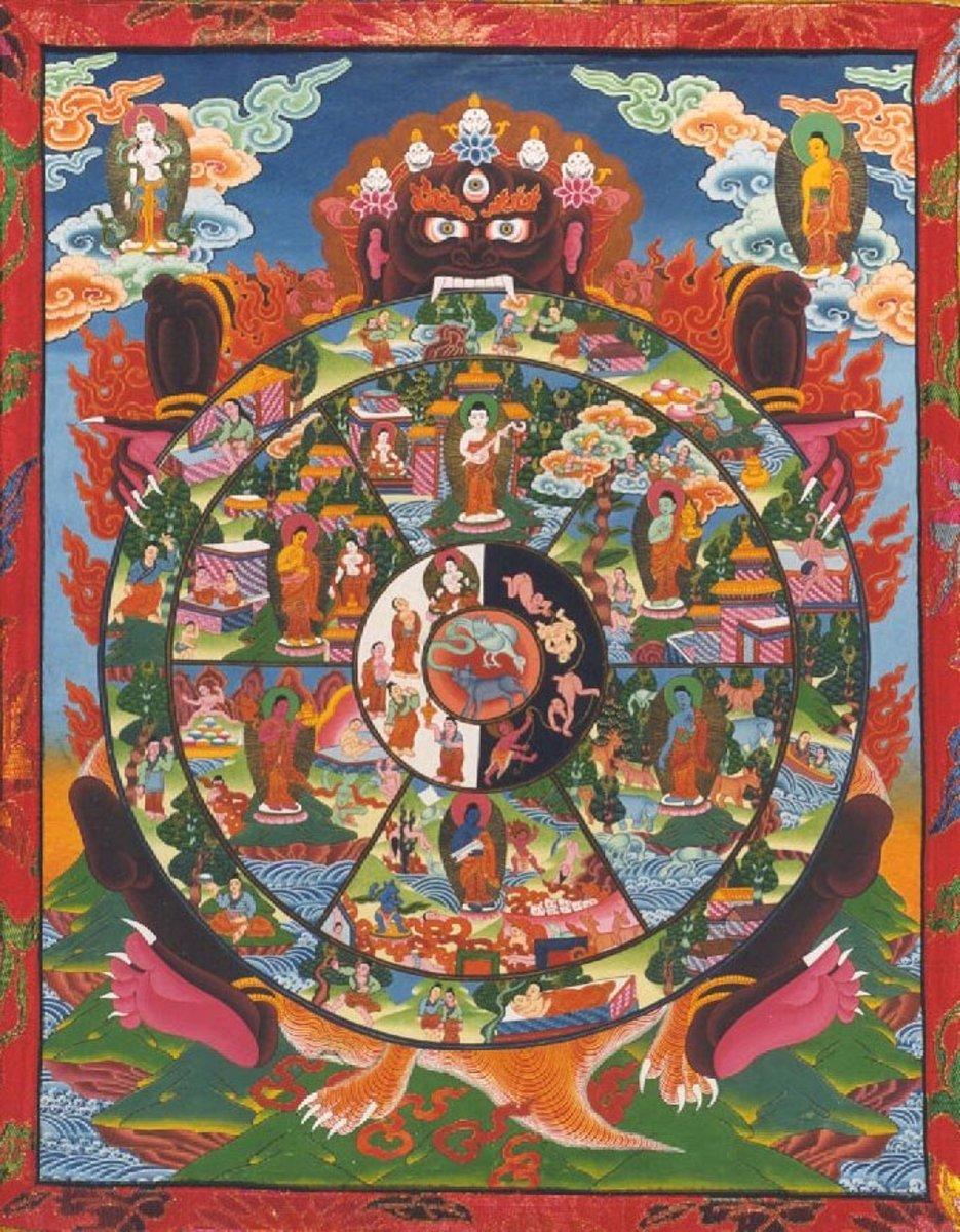 Karma and Rebirth in Buddhism | Owlcation