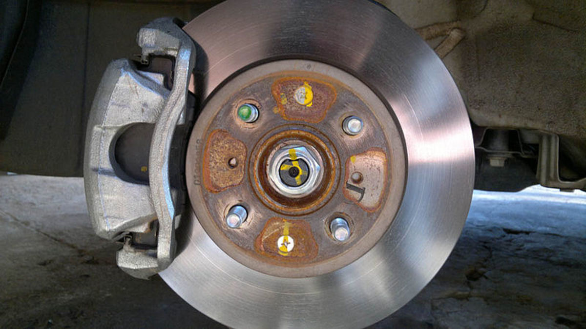 Replace your old or damaged brake caliper in a few simple steps.