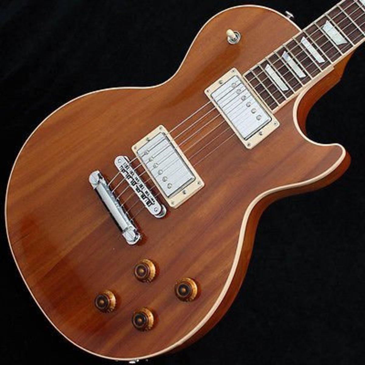 Gibson Les Paul Standard Mahogany Top