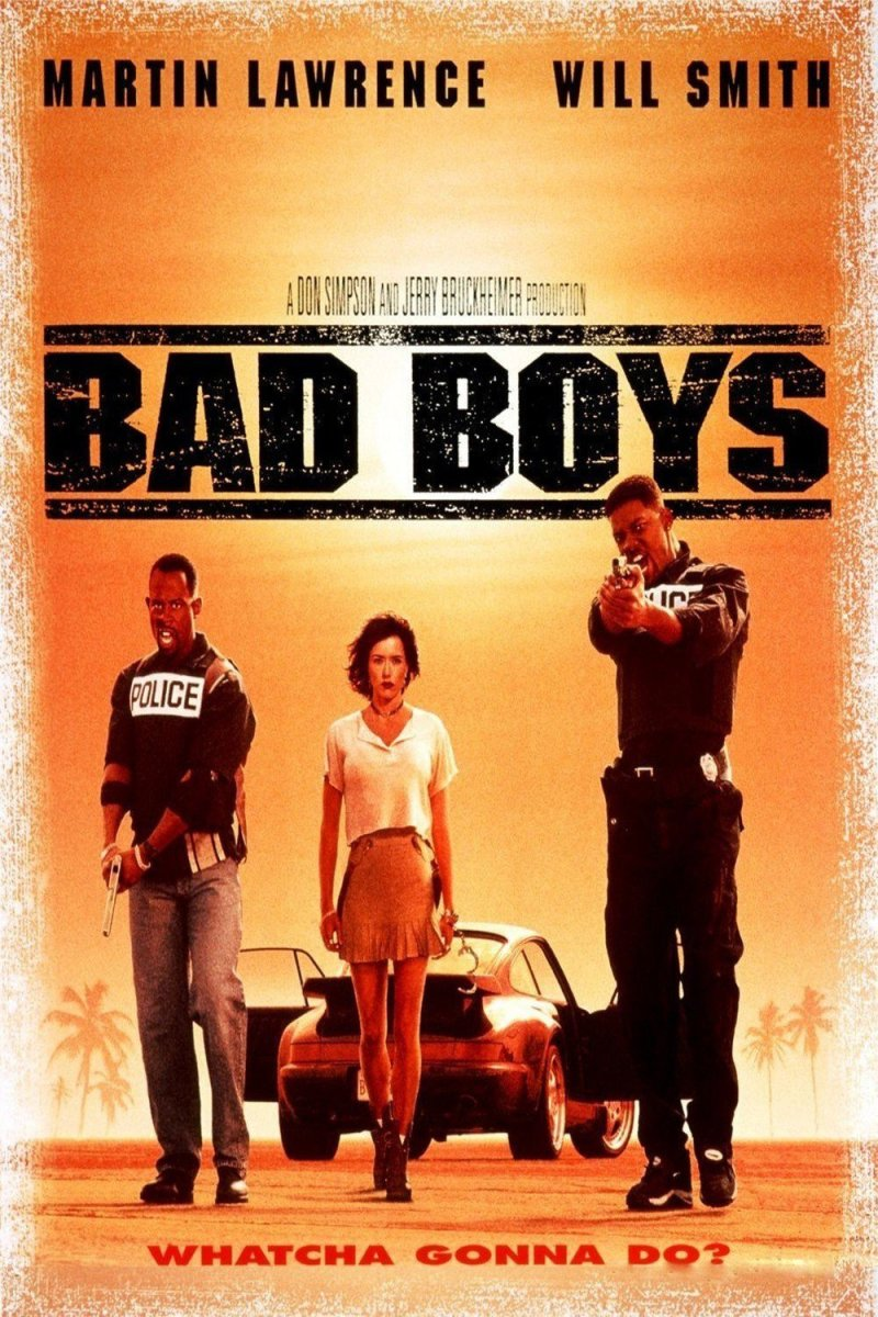 Should I Watch..? Bad Boys