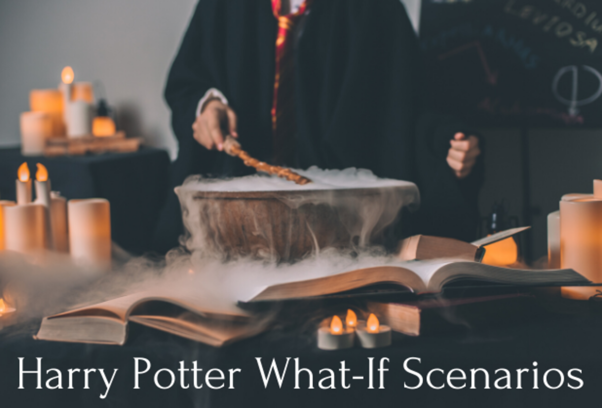 Harry Potter What-If Scenarios: The Hostage Situation
