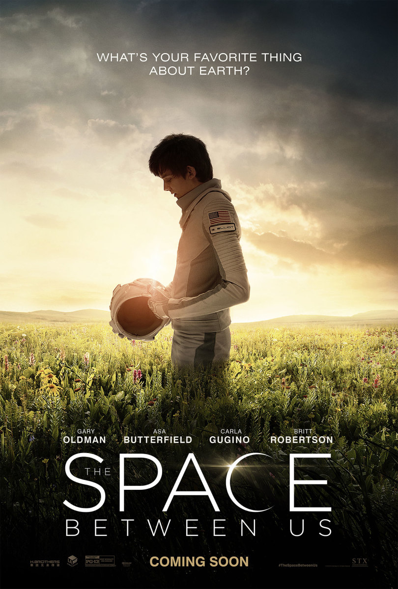 """The Space Between Us"": Movie Review"
