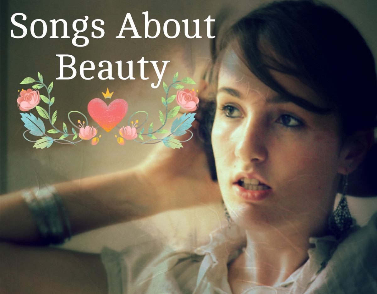 Beautiful Inside and Out:  58 Songs About Beauty