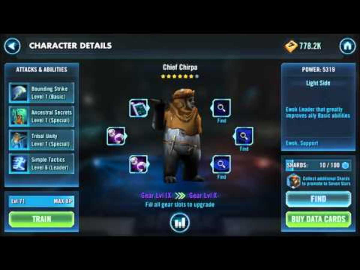 Star Wars Galaxy of Heroes: Ground War Assault Battle Tips