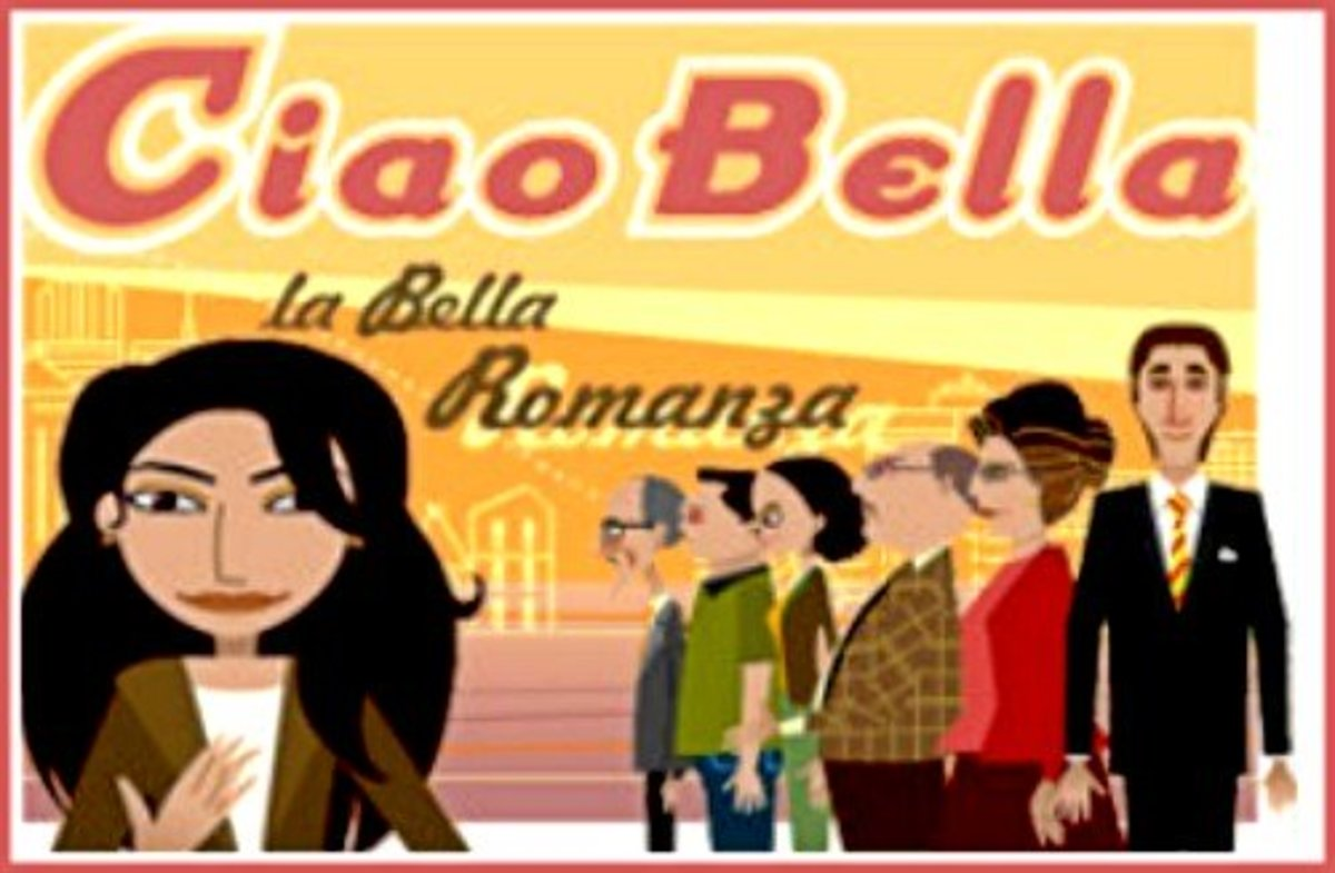 """If you like the game """"Ciao Bella,"""" here are some similar games to try out."""