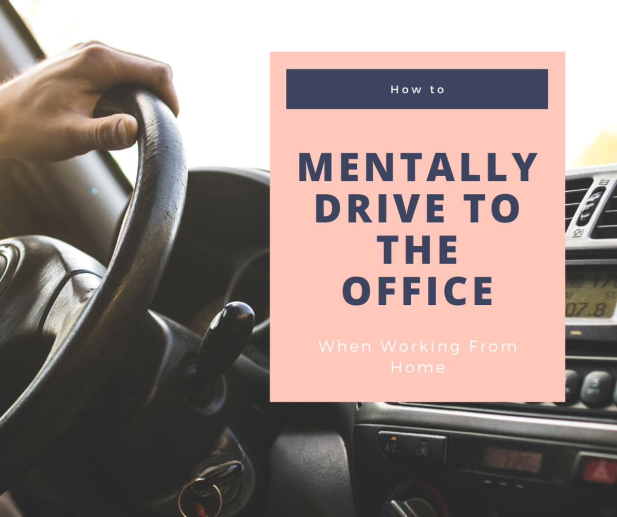 How to Mentally Drive Yourself to the Office